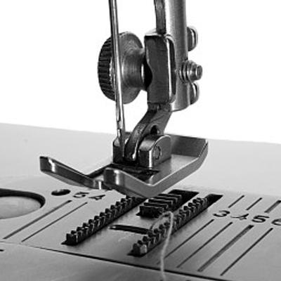 Nieustanny rozwój marki w branży maszyn do szycia