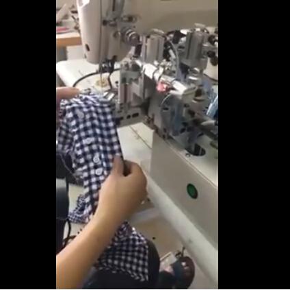 Automatyczne przycinanie guzików